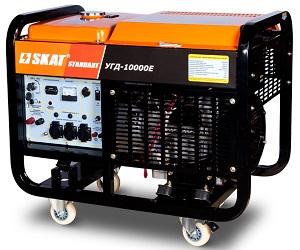 Трехфазный дизельный генератор SKAT